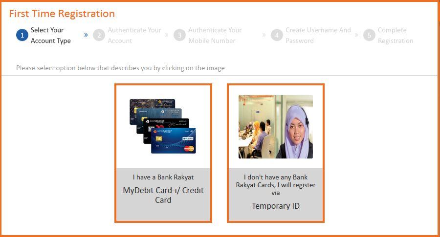 Cara Daftar iRakyat Online