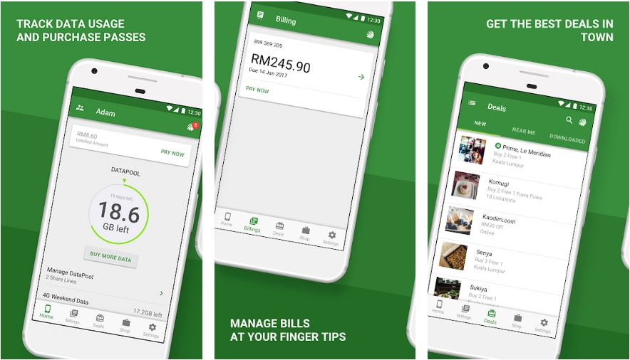 Download MyMaxis