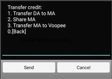 Panduan Transfer Kredit XOX
