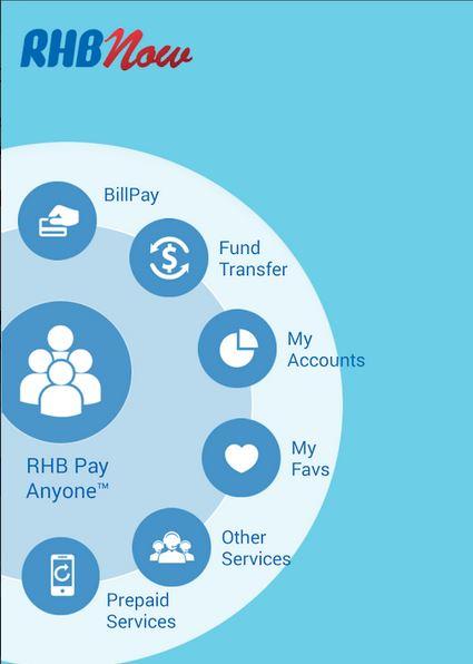 Cara Semak Akaun RHB Bank Melalui Android