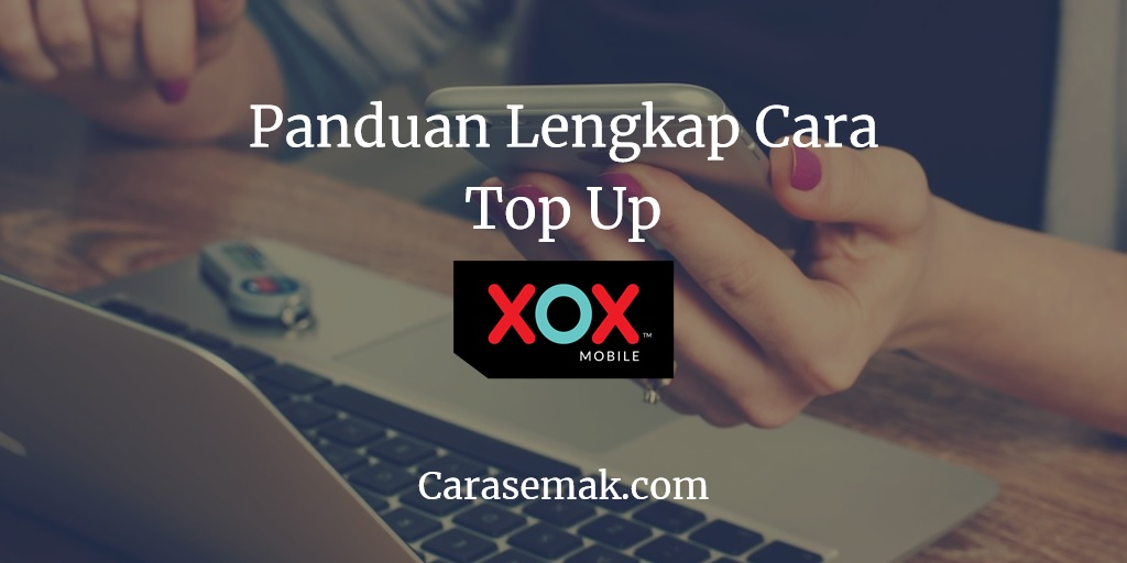 Cara Topup XOX