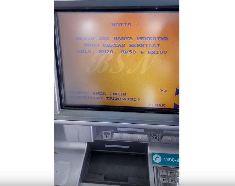 Cara Deposit Tunai BSN
