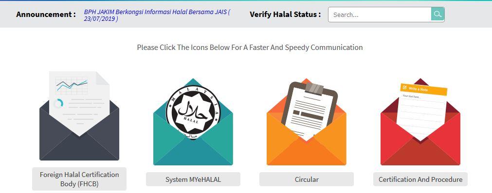 Cek Status Halal Online