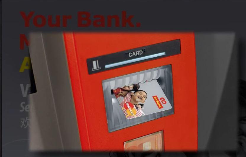 Kad ATM Ambank