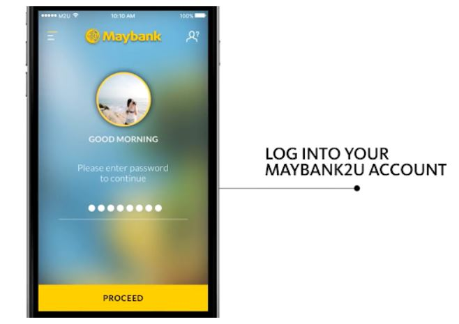 Log In Maybank2u