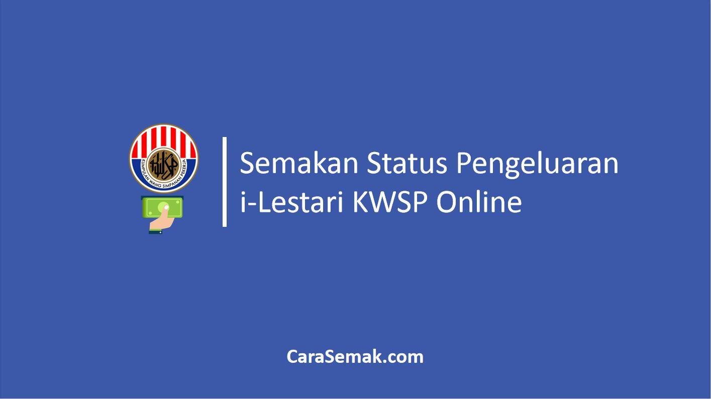 i-lestari KWSP Online